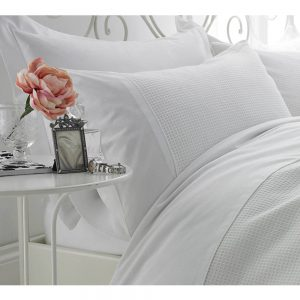 White Bedsheets, Luxury bed linen