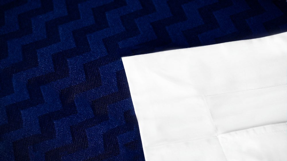White Pillowcases by a london brand