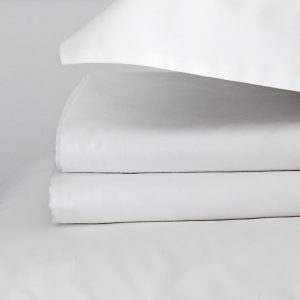 Flat White bed sheets a london brand