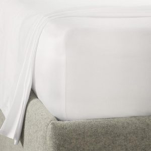 200 thread Count 30cm Deep Fitted Bed sheet 3