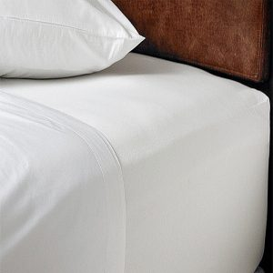 A London brand White 34 Deep Fitted Sheets
